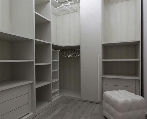 progettazione cabina armadio gela
