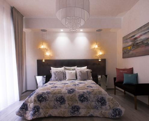 camera da letto mobili eleganti gela