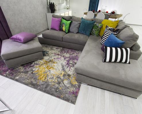 divano angolare moderno caltanissetta