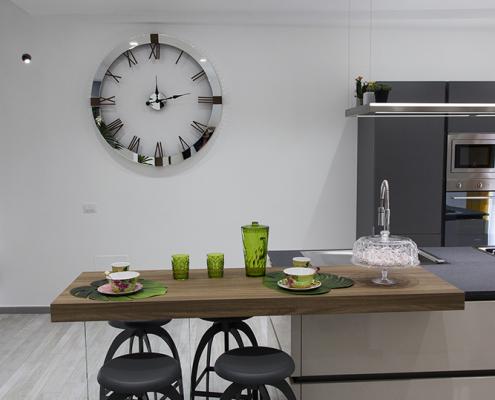 progetto arredo cucina moderna caltanissetta
