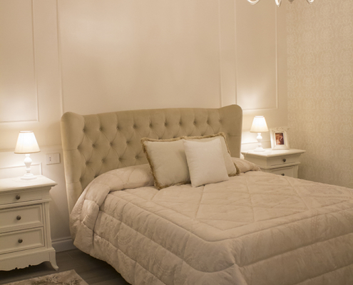 camera da letto elegante caltanissetta