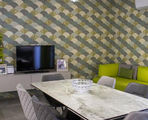tavolo moderno sala da pranzo gela