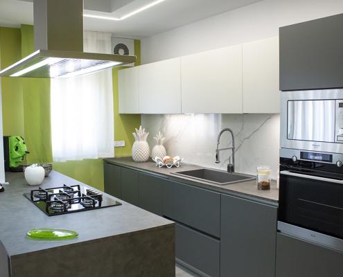 cucina moderna gela