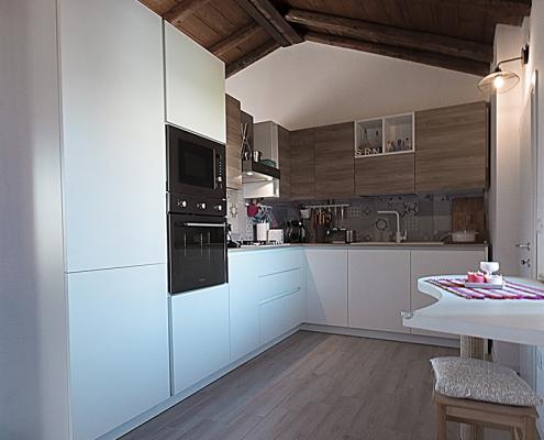 arredamento cucina moderna gela