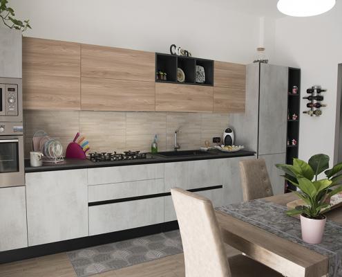 cucina su misura gela varchi mobili