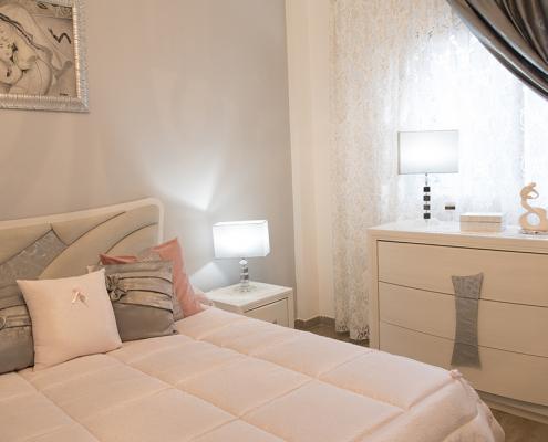 interior design camera letto gela